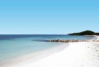 Isla Palma playa